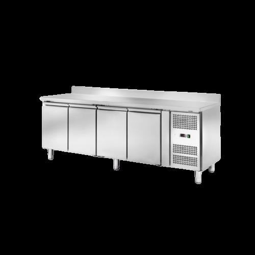 Banco refrigerato con alzatina 4200