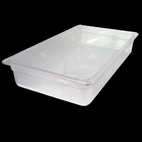 Contenitore Gastronorm 2/1 in policarbonato