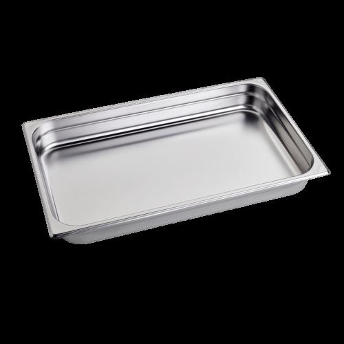 Contenitore Gastronorm 1/1 in acciaio inox