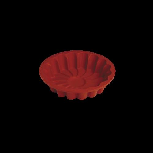 Tortiera in silicone - Fiore