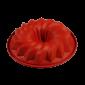 Tortiera silicone - Ciambella dentata