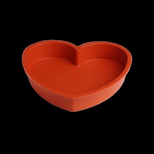 Tortiera silicone - Cuore