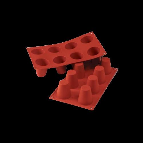 Stampo babà silicone