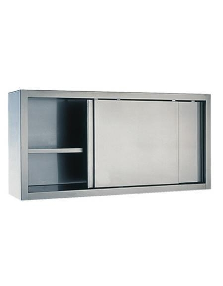 Pensili Ante Scorrevoli Ikea.Pensile A Giorno Cucina Ikea Metod Pensile Orizzontale Ante A Vetro