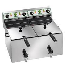 friggitrice con rubinetto 2