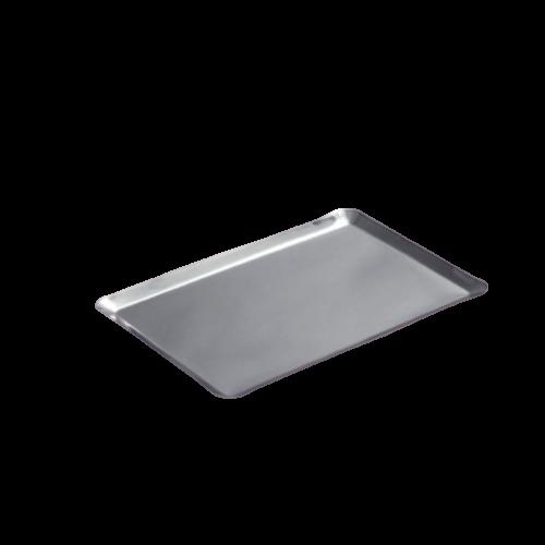 Vassoio da vetrina in alluminio