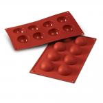 Stampo in silicone semisfera