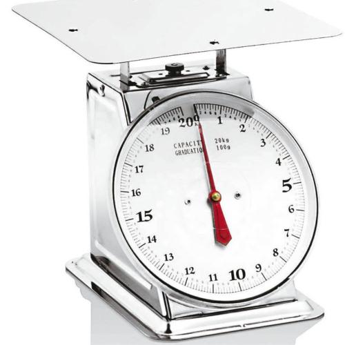 Bilancia meccanica 20 kg