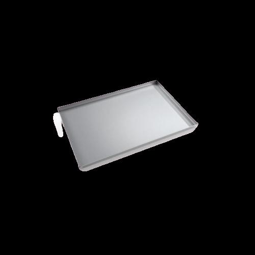 Teglia in alluminio pieno