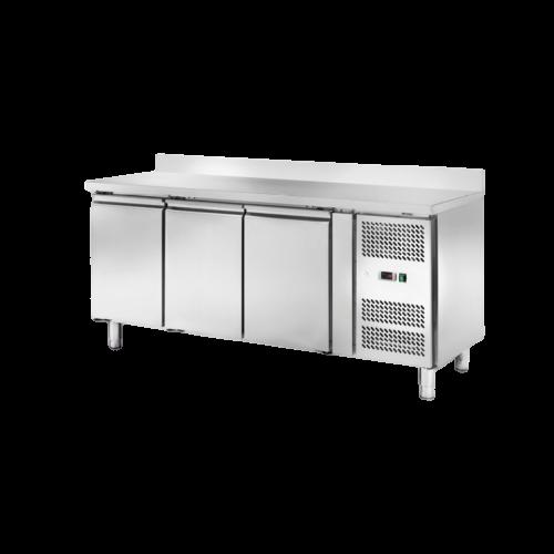 Banco refrigerato con alzatina 3200