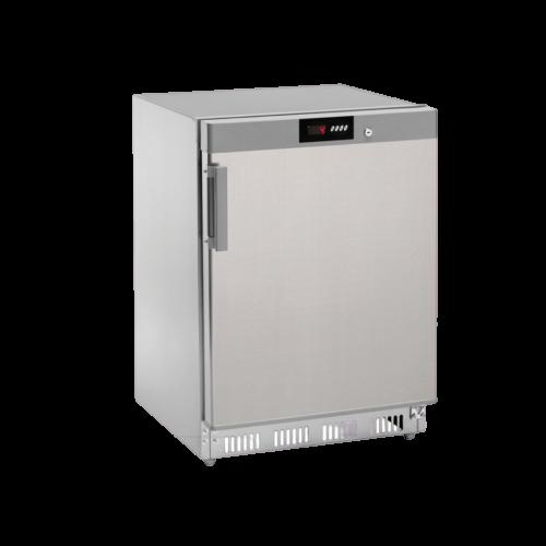 Armadio refrigerato statico digitale acciaio 200