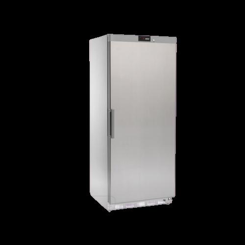 Armadio refrigerato statico digitale acciaio 600