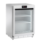 Armadio refrigerato statico digitale porta a vetri 200RG