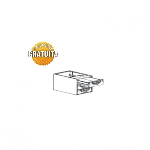 Cassetti per tavoli inox