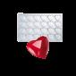 Stampo_praline_cuore_diamante